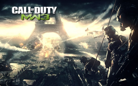 CALL OF DUTY-MW3
