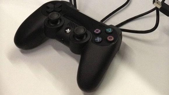 PS4 Controller rumored to have Touchpad and Move-like panel