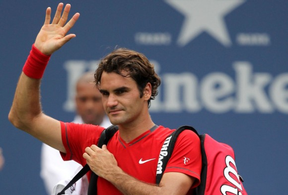 Roger Federer shocked by Benneteau