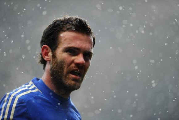Juan Mata emerges as Chelsea Superstar
