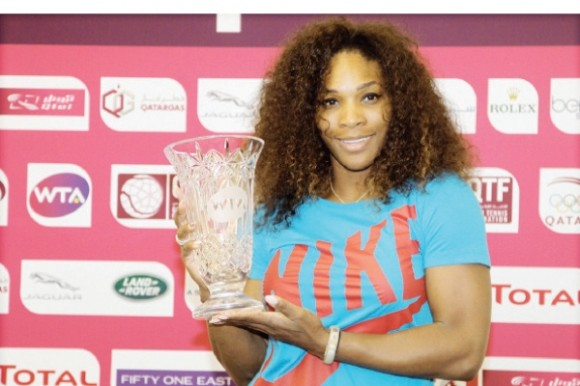 Serena Williams Back on Top