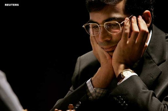 Viswanathan Anand shocked by Fabiano Caruana