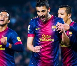 Barca look to avenge Copa del Rey humiliation