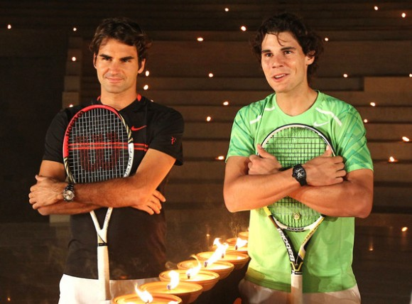 Roger Federer, Rafael Nadal likely to meet at Indian Wells