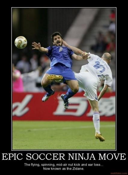 Ninja Zidane