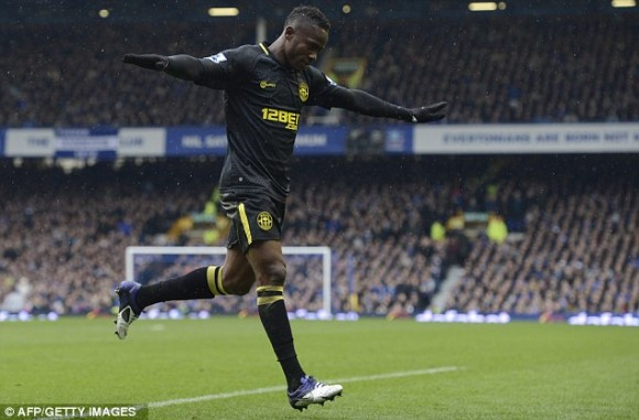 Everton knocked out of FA CUP by 3 star Wigan
