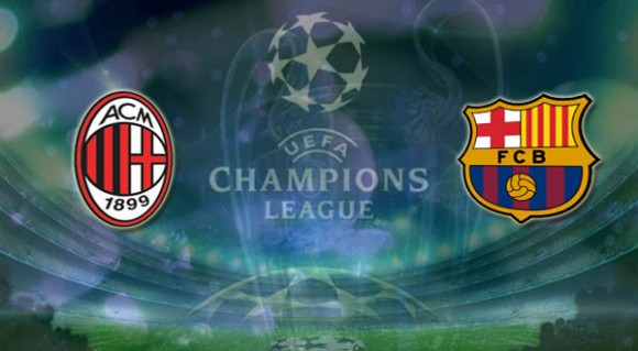 BARCELONA be able to turn the tie around at Camp Nou and will progress to last 8 of Champions League