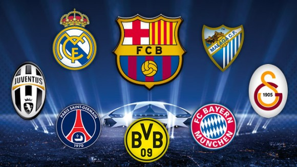 UEFA CHAMPIONS LEAGUE: Final 8 , Draw will take place on Friday