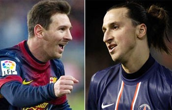 Barcelona vs PSG: Messi, Ibrahimovic to ensure goals galore