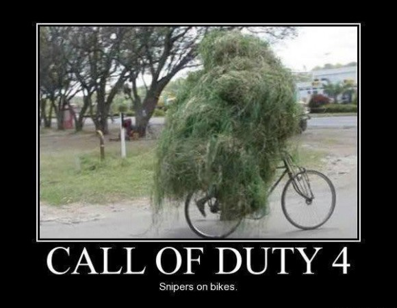 Impact of call of duty
