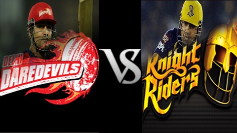 KKR will win at Eden Gardens.....