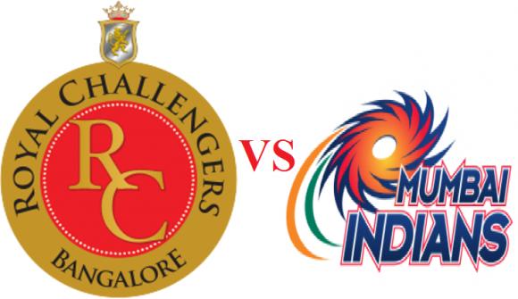 RCB v/s Mumbai Indians – Key battles
