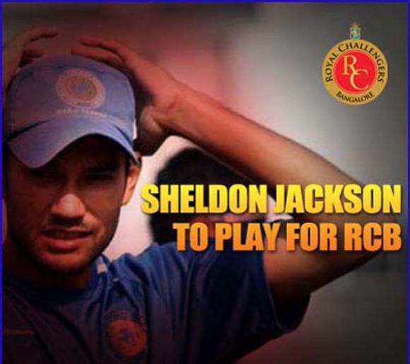 Emerging star: RCB's Sheldon Jackson