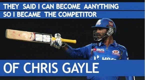 Dinesh Karthik Like a Boss in IPL 6.....