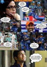 IPL 6 - MI vs DD Funny Pixels