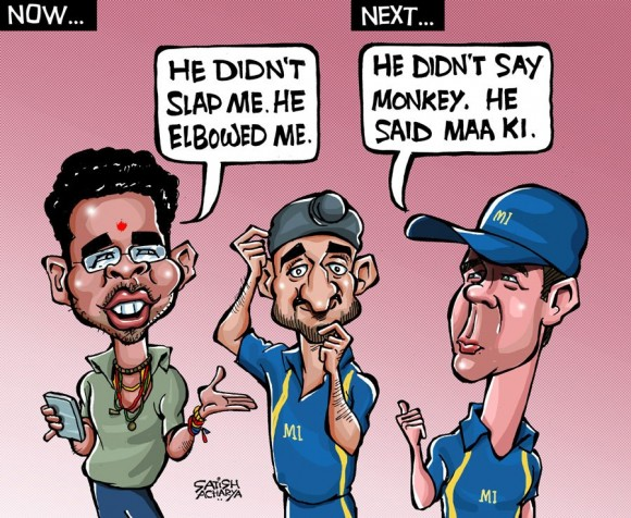You never know even this might happen by the time IPL 6 is over.....LOL