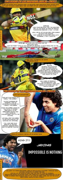 The Legend of Sir Ravindra Jadeja