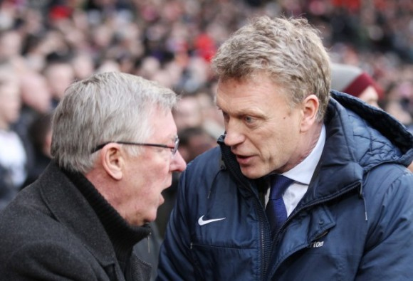Is David Moyes the right man to fill in for Sir Alex at Manchester United??