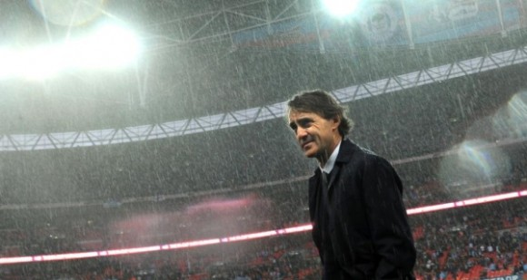 Manchester City ready to part ways with Mancini