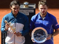 Nadal clinches Madrid title