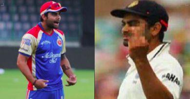 The Angry-Young-Man style of Virat Kohli makes him unfit as a potential captain of the future team India. What do you guys say?