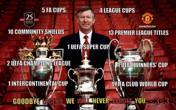 Sir Alex The Legend