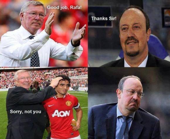 Good job Rafa