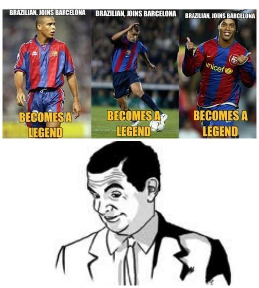 Brazilians at Barcelona