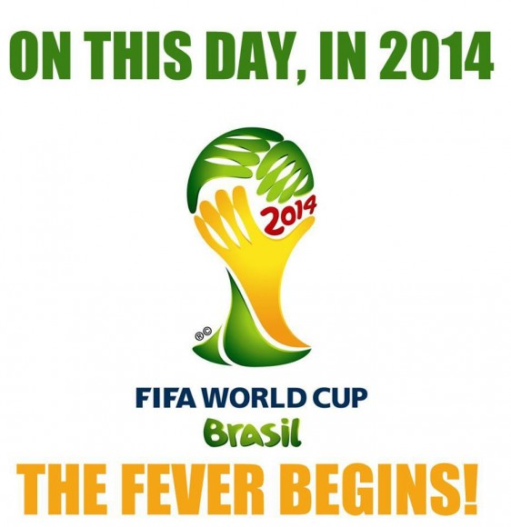 1 year to the big fever