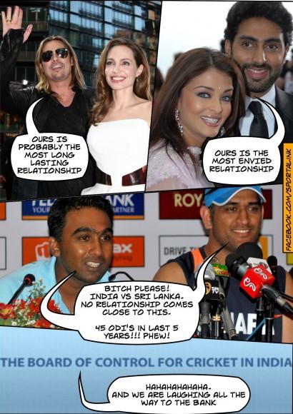 India vs Sri Lanka - relationship like no other