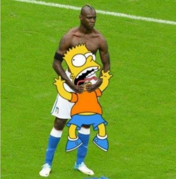 Bart is history