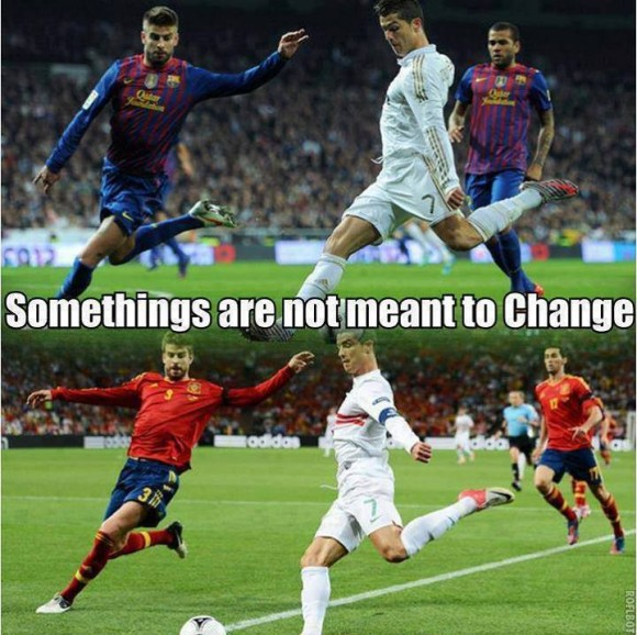Somethings are not meant to change