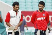 MS Dhoni might play with India qualifying for the final