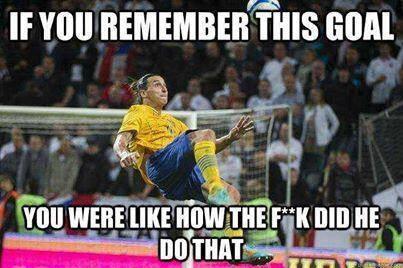 Ibrahimovic - Awesome Goal