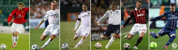 The legend of Beckham