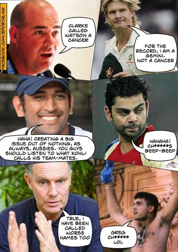 What Dhoni and Ganguly have to say on the Aussies