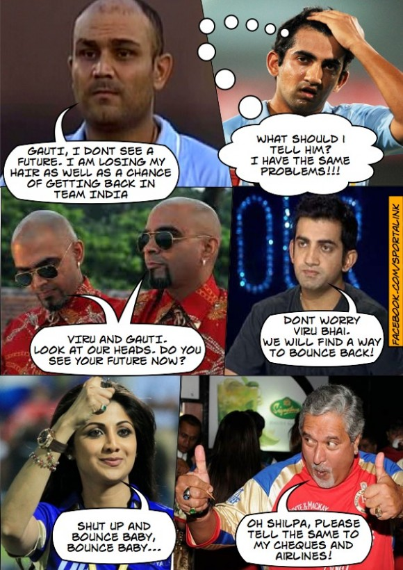 Viru and Gauti about their future plans