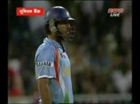 Yuvi's 6 sixes vs England in twenty20 worldcup - DVD qualty!
