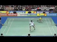 best of badminton in 2013