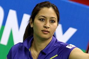 I'll let my racquet do the talking: Jwala Gutta