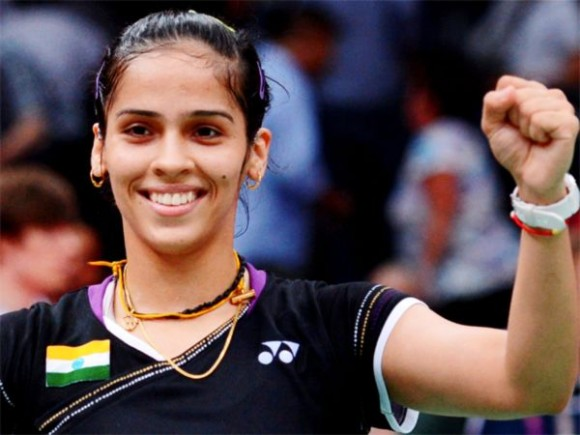 Easy openers for Saina and Kashyap at World Championships
