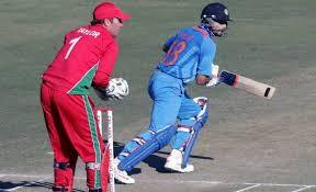 India will win the series vs Zimbabwe with 5-0 margin