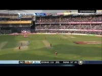 virendar sehwag 219 vs west indies in odi