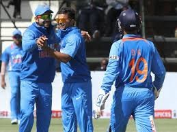 India sweep past Zimbabwe to take a 2-0 lead