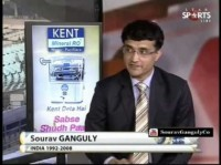 Sourav Ganguly Warns India Reg. Ashwin