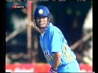 Sachin Tendulkar's 122* Vs West Indies at Harare 2001