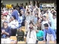 Sachin Tendulkar 103 vs England Ahmedabad 2001/02