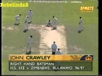 SHANE WARNE ALIEN SPIN- CRAZY UNPLAYABLE DELIVERY.....