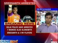 IPL 6: Sreesanth, two other Rajasthan players arrested for spot-fixing