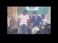 Gayle, Kohli, Pollard & Murali FUNNY DANCING